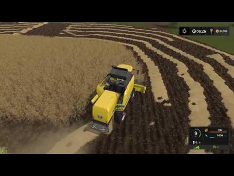 FARM SIM SATURDAY RETURNS.....New farm...New work