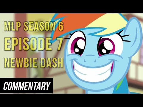 [Blind Commentary] My Little Pony: FiM Season 6 Episode 7  -