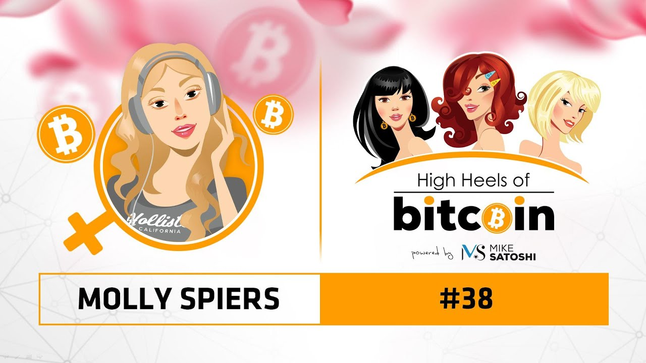 Molly Spiers (Coincorner) - High Heels of Bitcoin #38