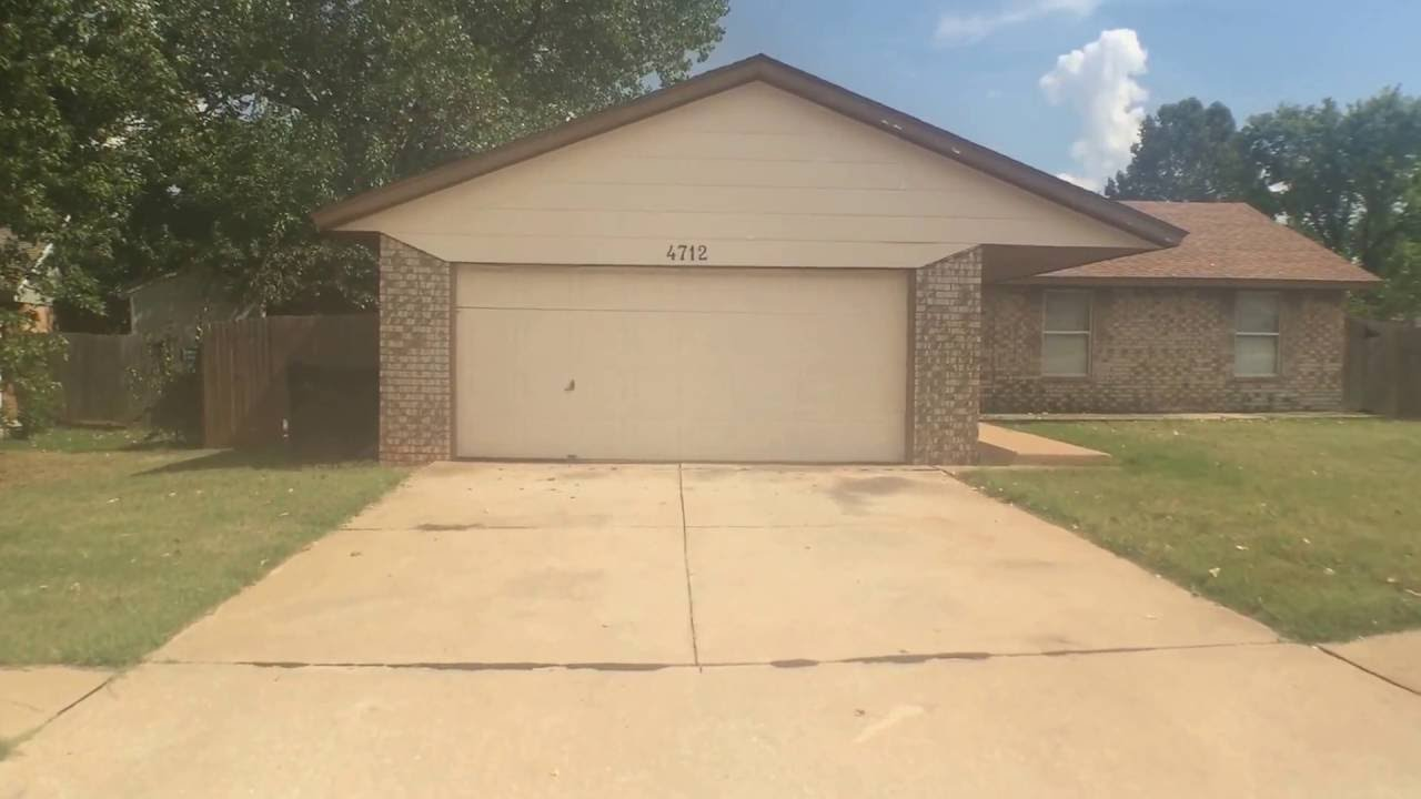 Oklahoma City Homes For Rent 4BR2BA By Landlord Property