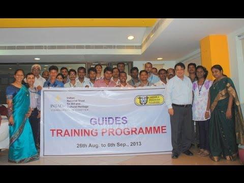 Tourist Guides Training Programme Visakhapatnam