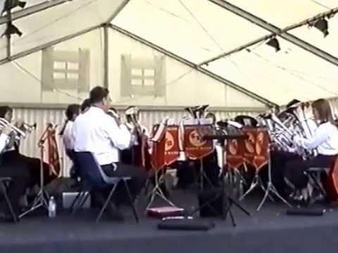 Somersham town band 2000