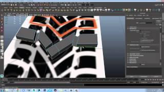 Maya Vehicle Modelling - Tyre Modelling