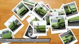 1965 Dodge Van  Rogers, Blaine, Minneapolis, St Paul, MN B7570