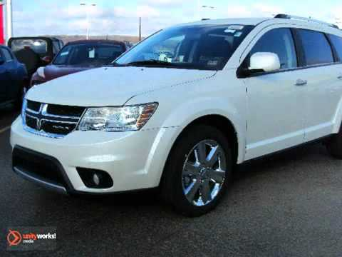 2012 Dodge Journey #12N519 in Uniontown PA Connellsville, Travel Video