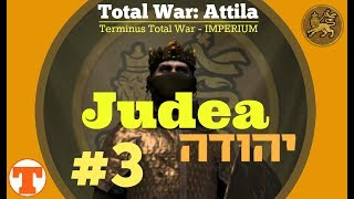 Terminus Total War: Imperium - Judea #3 Fielded like an Egytian
