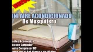 Aire Acondicionado de Mosquitero