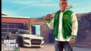 Grand Theft Auto V Intro