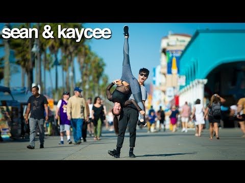 INSTAGRAM DARES for Kaycee Rice and Sean Lew (World of Dance)