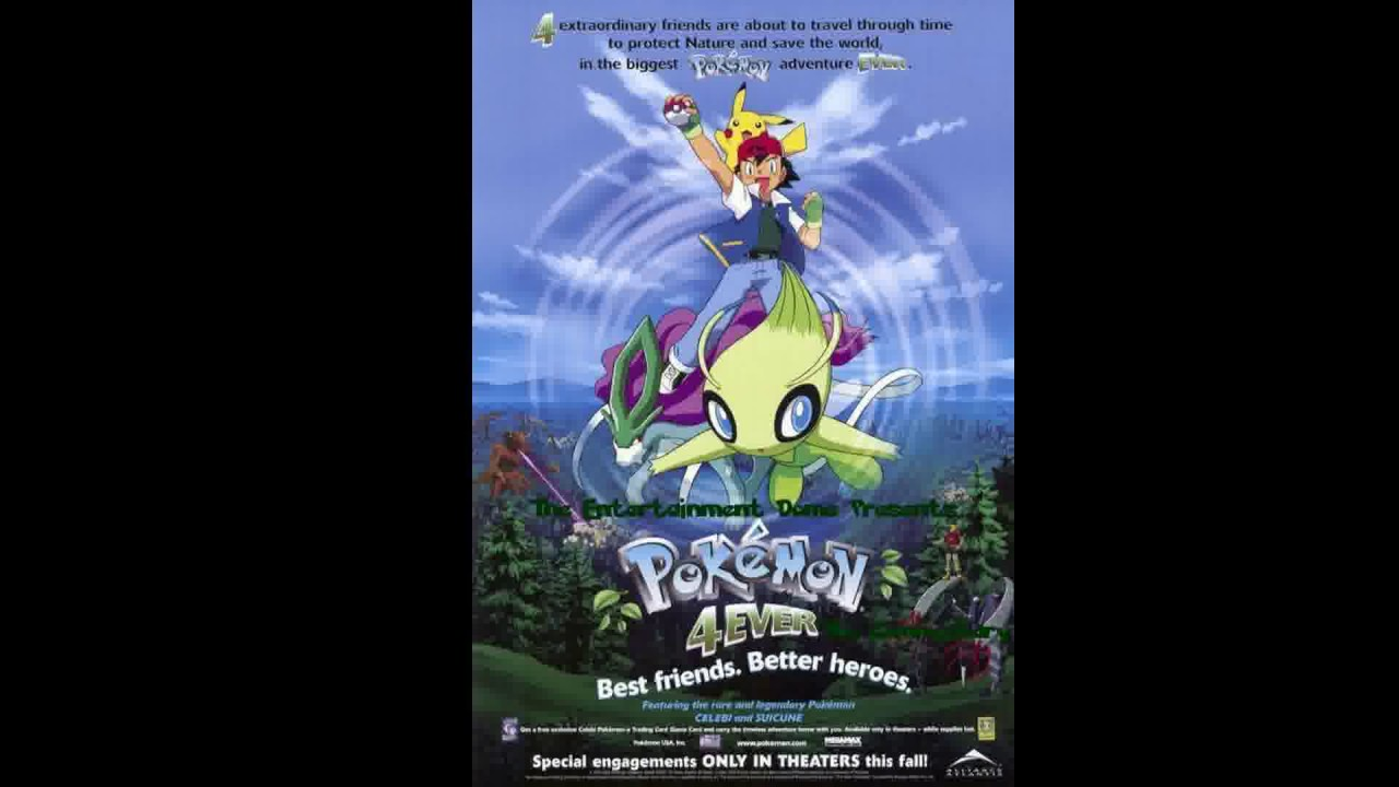 pokemon 4ever full movie download