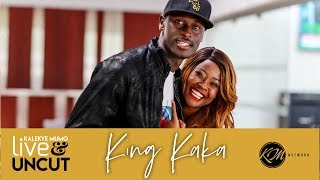 Kalekye Mumo Live & Uncut:''Rabbit was careless in his thoughts,King Kaka is a calculated thinker''