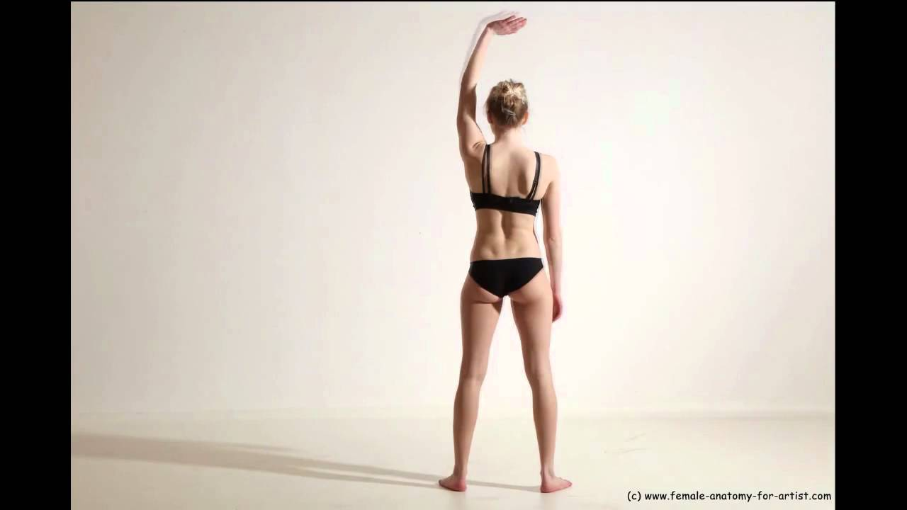 Photo References for Artist - Dancing variation one hand stand - YouTube