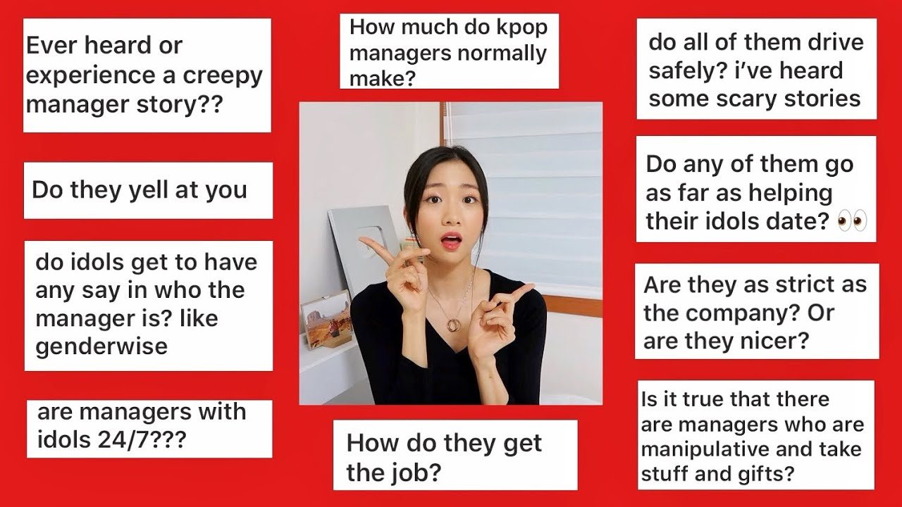 The Truth About Kpop Idol Managers Idol Insider Youtube