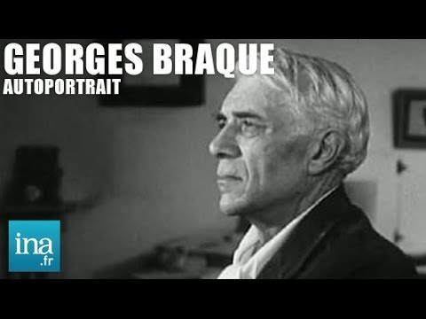 DVD Georges Braque, autoportrait - INA EDITIONS