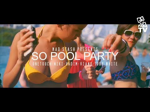 So Pool Party @ Sofitel Bangkok - Onetouch & Friends (Aftermovie)