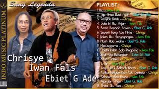 Download Lagu  3in1 Iwan Fals Ebiet G Ade Chrisye Terbaik Dari Sang MP3