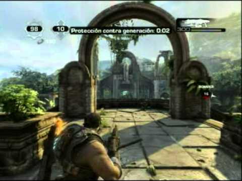 Live Gears Of War 3 FullestSoup757 GAMEPLAY COMENTADO!!(PARTE 2/2)