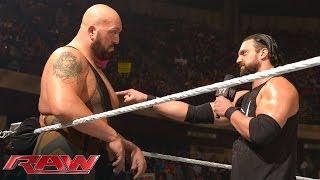 Big Show vs. Damien Sandow: Raw, April 14, 2014