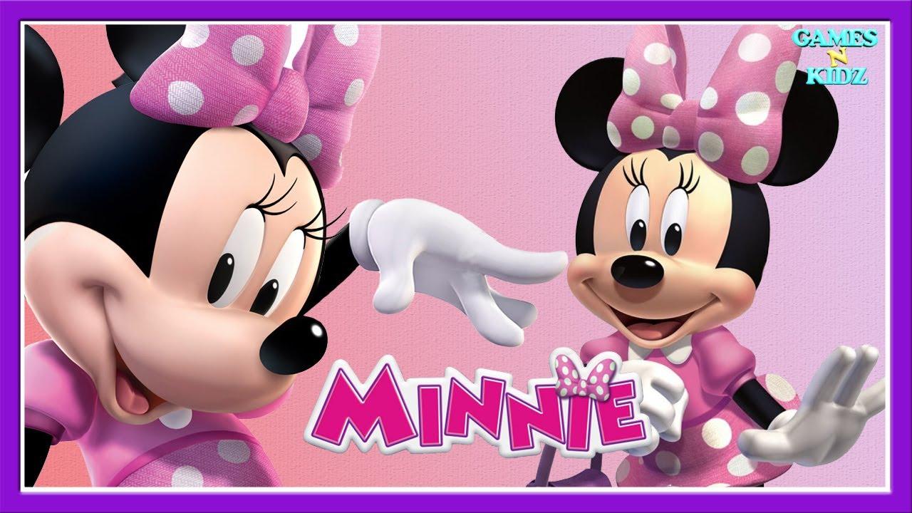 Minnie Mouse Minnie S Fashion Dress Up Games Fun Girls