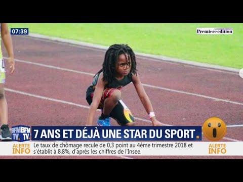 À 7 ans, ce petit garçon est déjà une star du sport