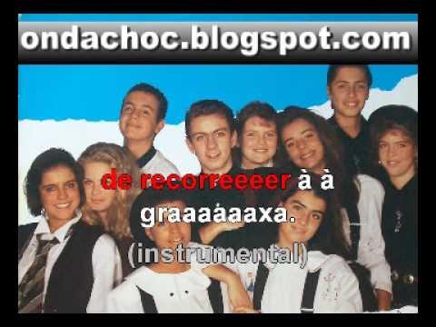 Onda Choc - Graxa(Karaoke)