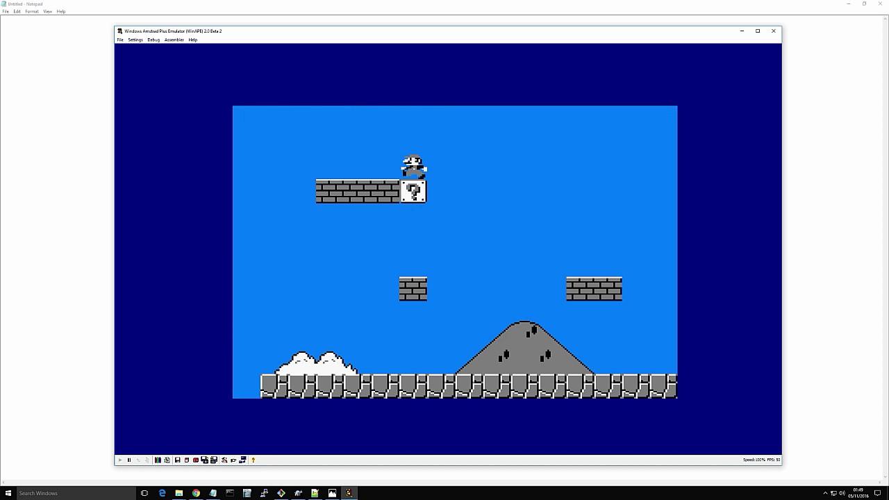 amstrad cpc 464 emulator
