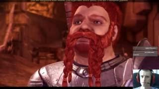 Dragon Age Origins Часть 45Харроумонт Белен Огрен