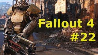 Fallout 4 прохождение 22 светящееся море, охотник жертва начало
