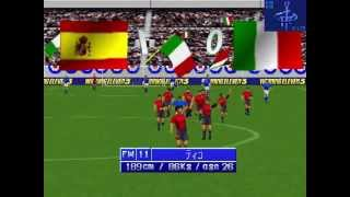 Winning Eleven World Cup 98