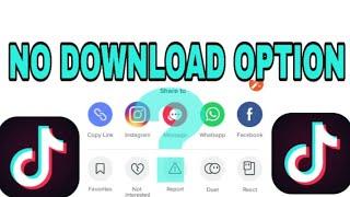 Download lagu Tiktok|| how to download tiktok videos easily || no save video option ||