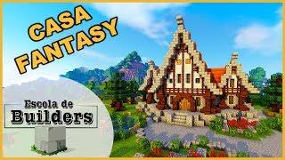 DICAS DE CONSTRUÇÃO: Casa Medieval mais Bonita do Minecraft (2019)