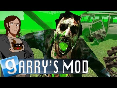 Gmod - Radioactive Zombie Survival!