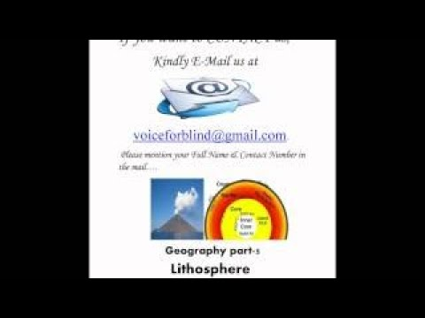 Geography; Amazing Facts About Lithosphere (By Anita Sharma)