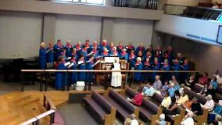 The Palms sung by Hope Lutheran Choir 4-17-2011