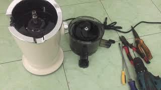 Hurom H100s, sửa máy ép trái cây hurom, LH 0963156882