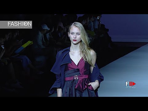 FROMCLOTHINGOF FASHIONALLY COLLECTION #12 HKTDC CENTRESTAGE 2018 Hong Kong - Fashion Channel