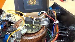 Обслуживание электромеханического стабилизатора напряжения