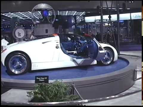1995 North American International Auto Show Tape 1