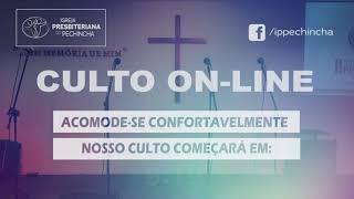 Culto Matutino - rev. Fábio Castro - 13/06/2021