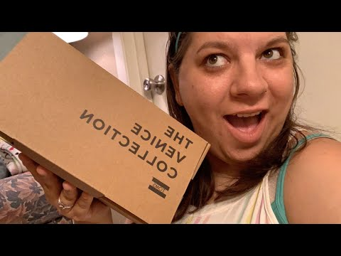 TOMS UNBOXING