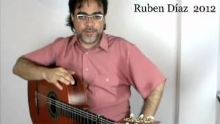 Understanding Gitanos Andaluces 1 Falseta 1 by Paco de Lucia / Ruben Diaz CFG Malaga Flamenco