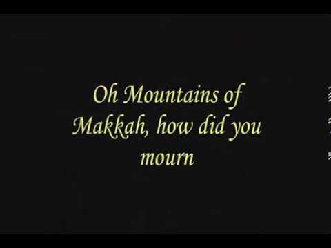 Zain Bhikha - Mountains Of Makkah Lyrics.mp4