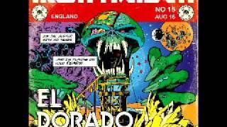 Iron Maiden  - El Dorado (THE FINAL FRONTIER)