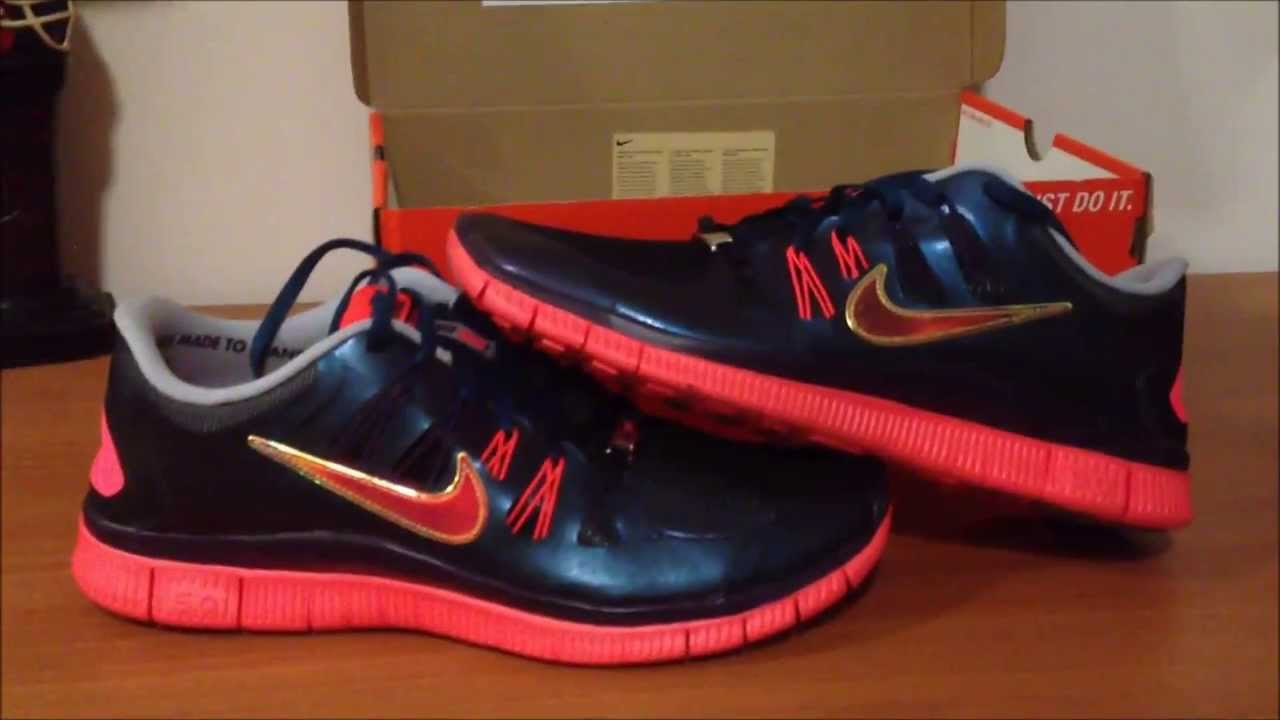 Nike Doernbecher Free Run 5.0+ DB Sneaker Review