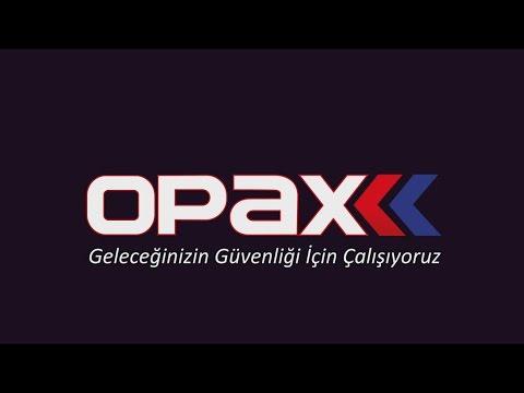 Opax Güvenlik Sistemleri Yeni Tanıtım Introsu