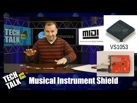 Musical Instrument Shield - Tech Talk - #031