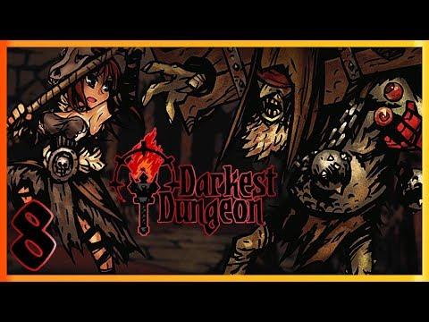 Darkest Dungeon Прохождение [8] Босс: Звучный Пророк (Темнейшее Подземелье)