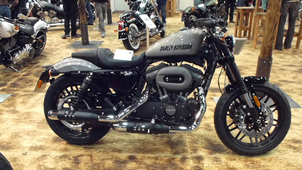 Très 2017 Harley-Davidson Sportster Iron 883 Custom vs. Standard 52 Hp  YO14