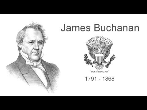 James Buchanan ***