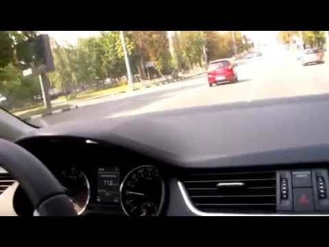 Skoda Octavia A7 1,6 MPI тест-драйв